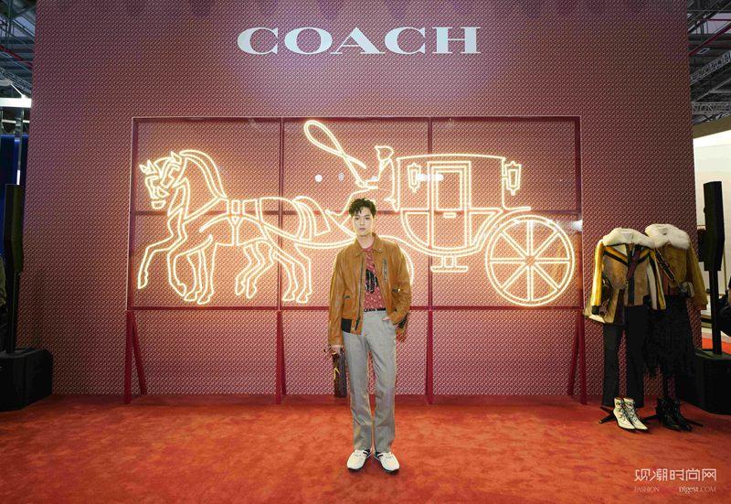 Coach首度亮相第二届中国...