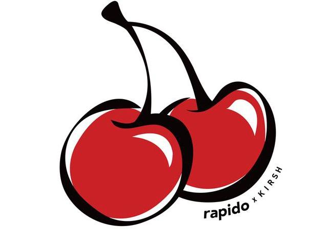 RAPIDO x KIRSH时尚升级,你pick哪一款樱桃女孩?