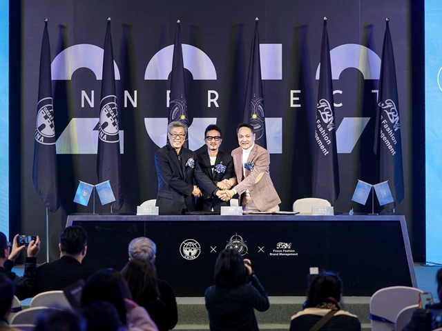 INNERSECT、中国长城学会、复星时尚建立战略合作关系