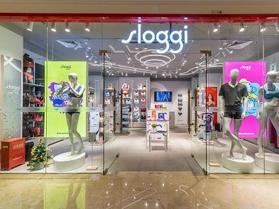 sloggi上海首家专卖店正式落户环球港购物中心