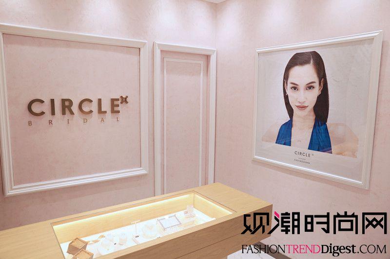 CIRCLE珠宝广州天环广场...