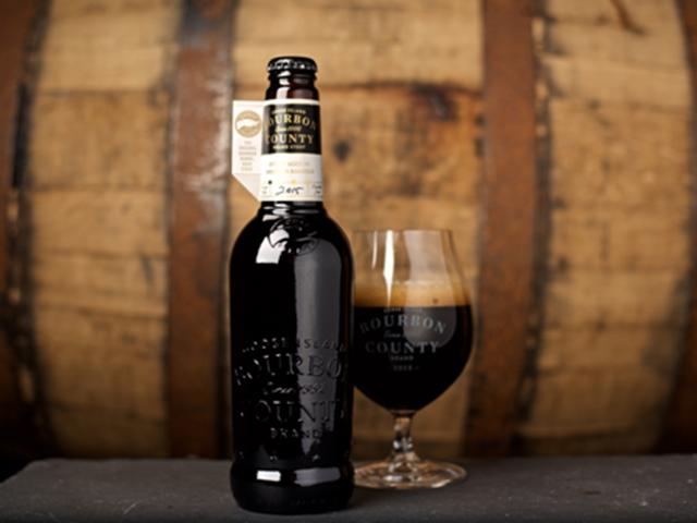 一瓶酒,就是一个故事 鹅岛陈酿艾尔系列,让年末相聚更值得回味