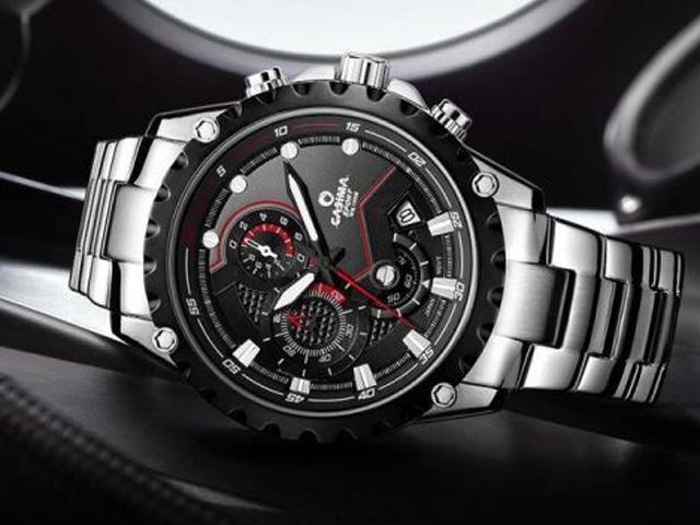 讲真的!新上市手表,防刮耐磨,凸显品位与格调