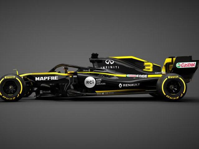 中国赛车新星加盟雷诺运动学院 BP和嘉实多持续助力Renault Sport Formula One Team征战2019新赛季
