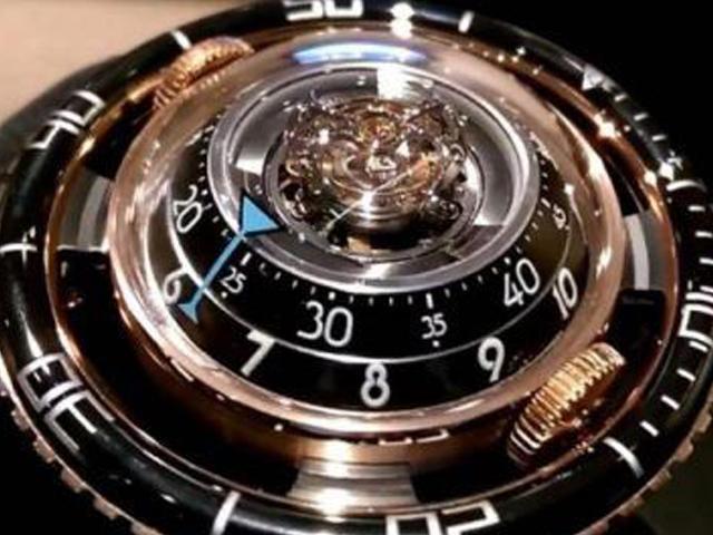 """男人要清楚:手表戴左手的""""意义""""是什么"""