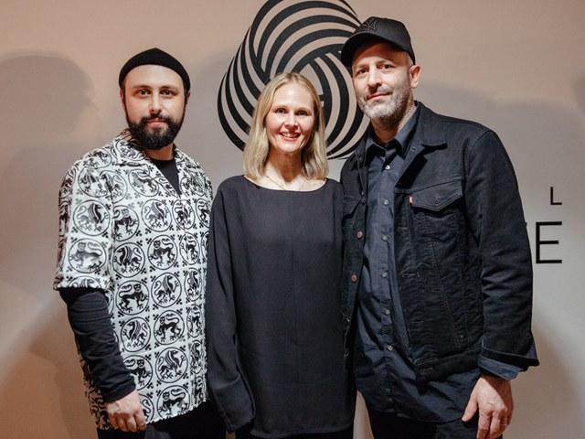 Edward Crutchley 和 Colovos荣获2019国际羊毛标志大奖