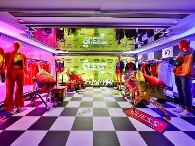 GUESS 2019春夏新品及J.Balvin联名系列发布 复古潮流碰撞大胆创意 GUESS引领国际新风尚
