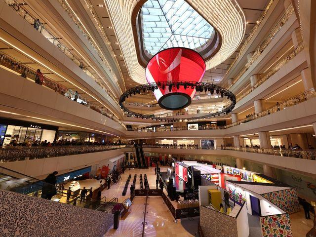 品牌升级,体验新鲜――上海世纪汇广场租户全面开业