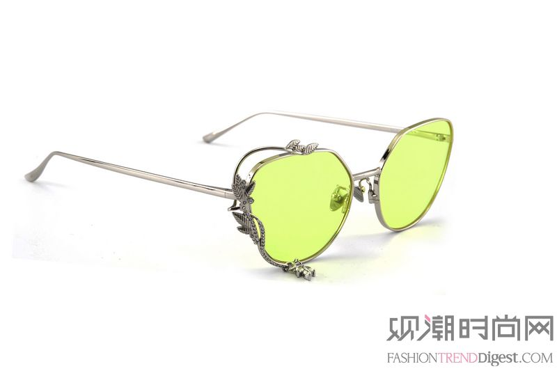 打破配饰界定,再造配饰眼镜新...