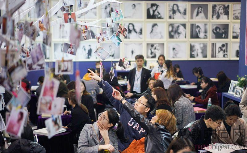 中国婚博会春季展上看结婚流行新趋势