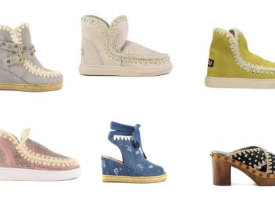 mou天猫旗舰店全新发布2019春夏系列,为你带来早春鞋履新体验