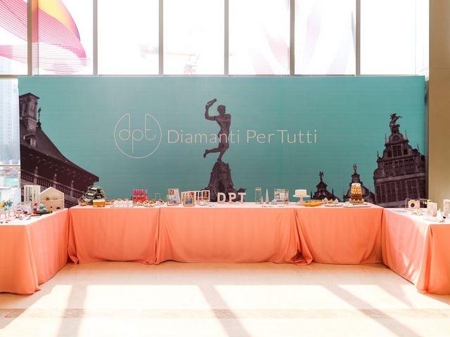 比利时钻石品牌Diamanti Per Tutti 正式登陆中国
