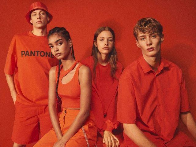霓虹色彩 潮流更替 Bershka联合Pantone推出特别合作系列
