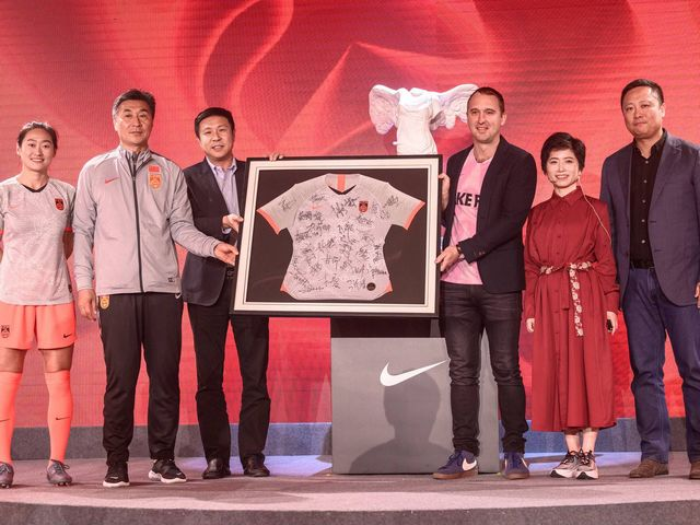 铿锵玫瑰,荣耀绽放――耐克助力中国女足再上征程