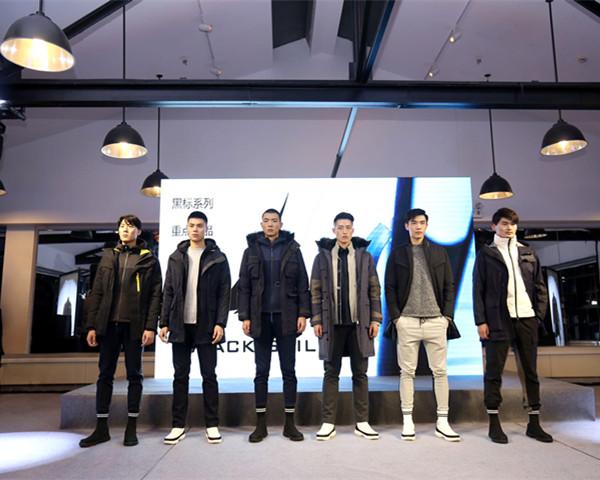 """""""掌舵不凡""""NAUTICA BLACK SAIL黑帆系列发布2019男装新品"""