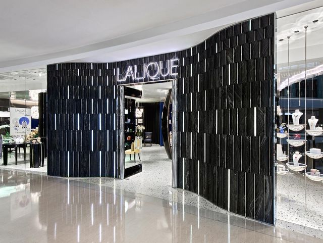向大自然的优雅气质致敬 LALIQUE邀请AB Concept打造上海全新主题空间