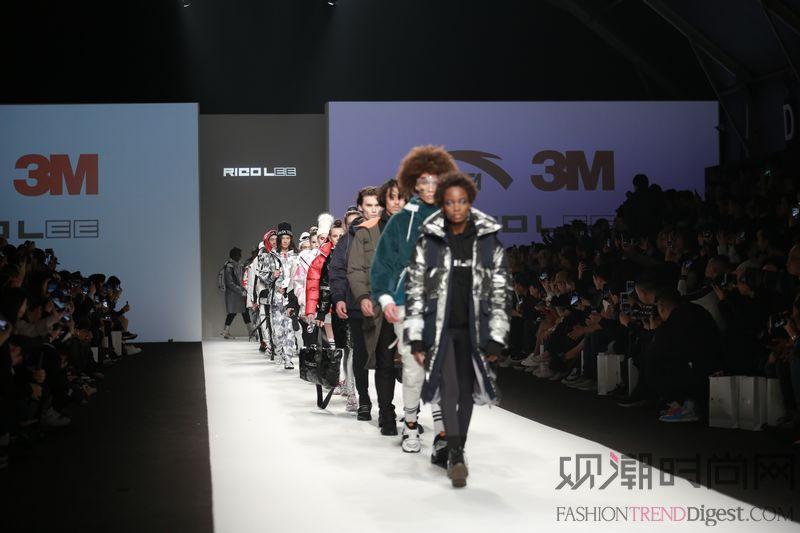 2019 AW上海时装周,R...