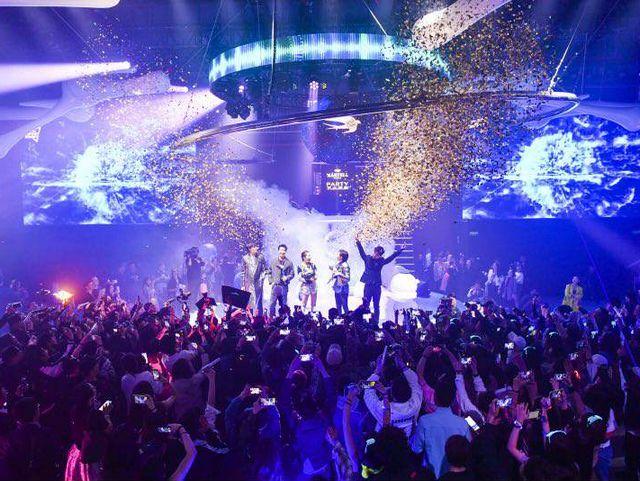 """终极派对幻想,精彩不止于此——马爹利""""未来进化夜""""开启派对新纪元"""