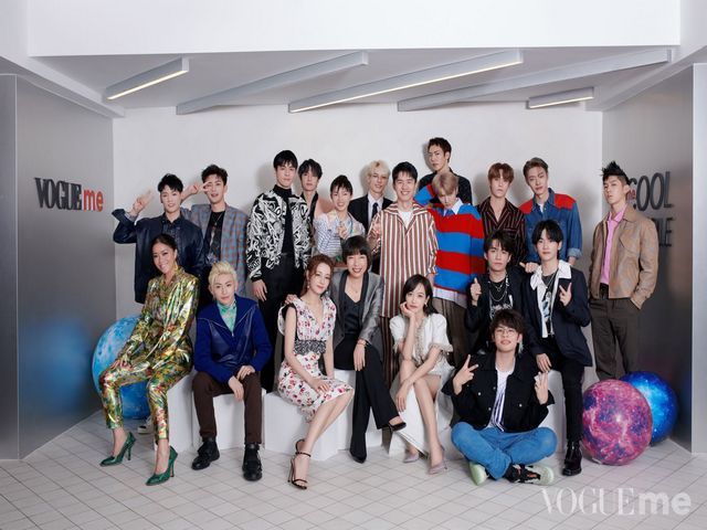 "Vogue Me COOL PEOPLE派对空降上海 ""不惧年轻""起航酷潮奇幻星际旅行"