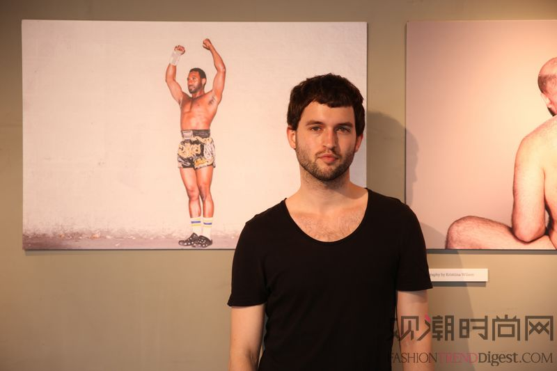 Masculinity 展览...