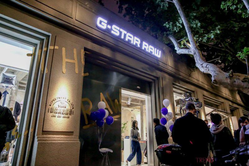 G-STAR RAW限�r快�W...