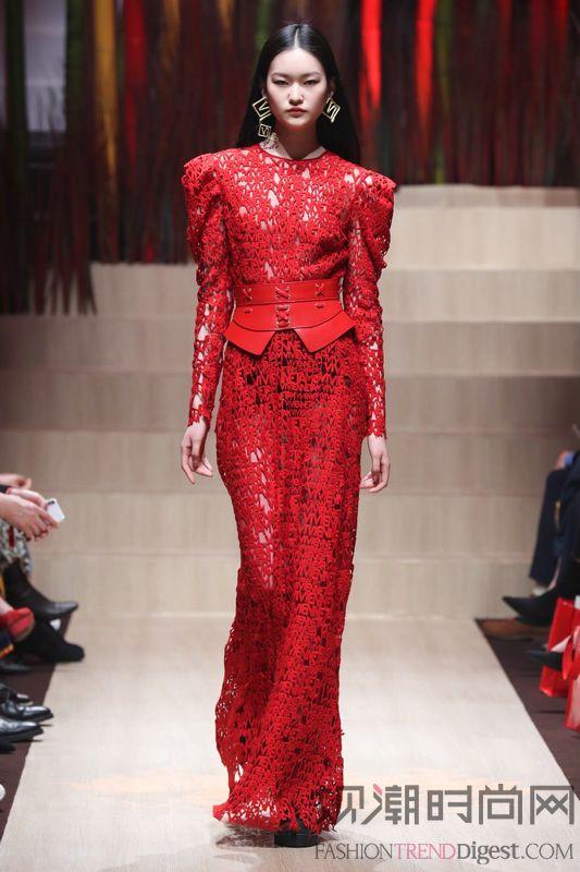 上海时装周SIFS国际品牌发...