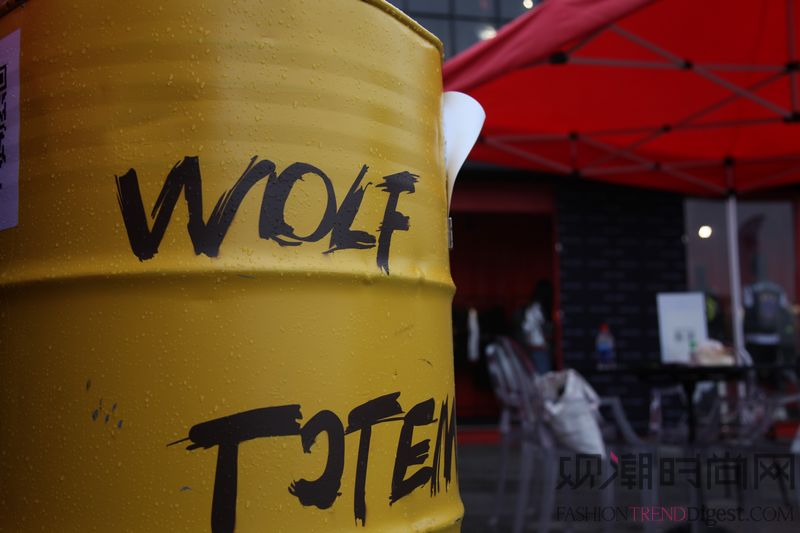 WOLF TOTEM ...