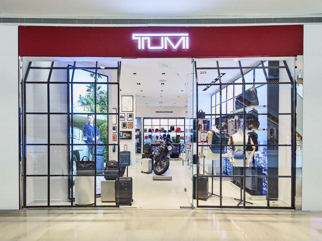 TUMI 上海恒隆限时精品店盛大开幕 互动间探索顶尖设计及卓越品?#25163;?#31934;美融合