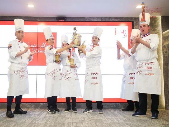 巅峰对决,第二届中国甜品锦标赛决赛于2019上海成功落幕