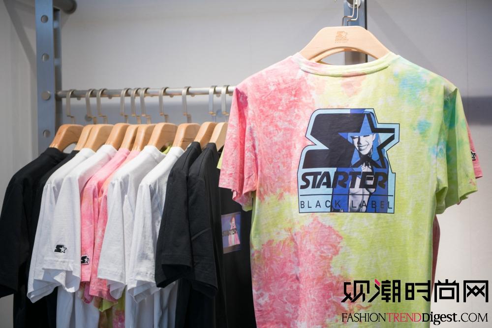 美国运动品牌STARTER中...