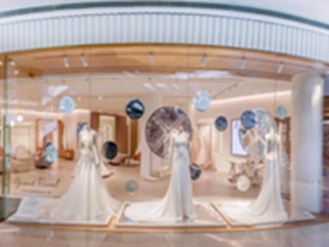 PRONOVIAS亚洲首家上海恒隆旗舰店盛大开业