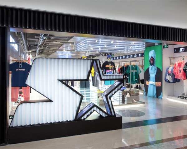 美国运动品牌STARTER中国首店落户?#26412;?#35199;单大悦城!