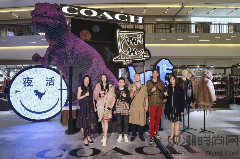 Coach 2019 中国大...