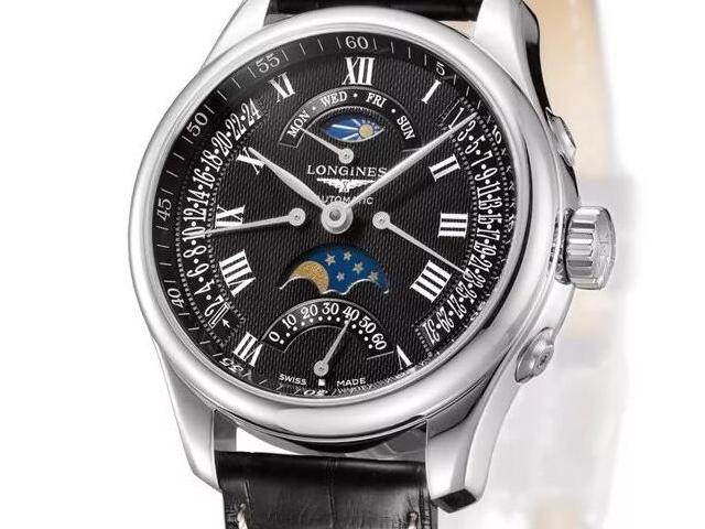 最动感的腕表专有名词,猜猜是哪两个?