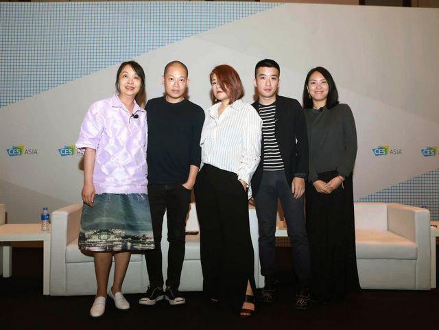 ��洲消�M�子展CES Asia�y手Ontimeshow:科技跨界�r尚