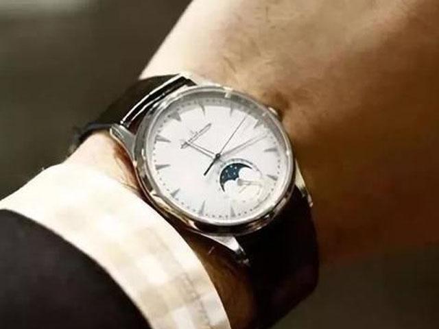40岁的男人有哪些可以选择的手表款式?