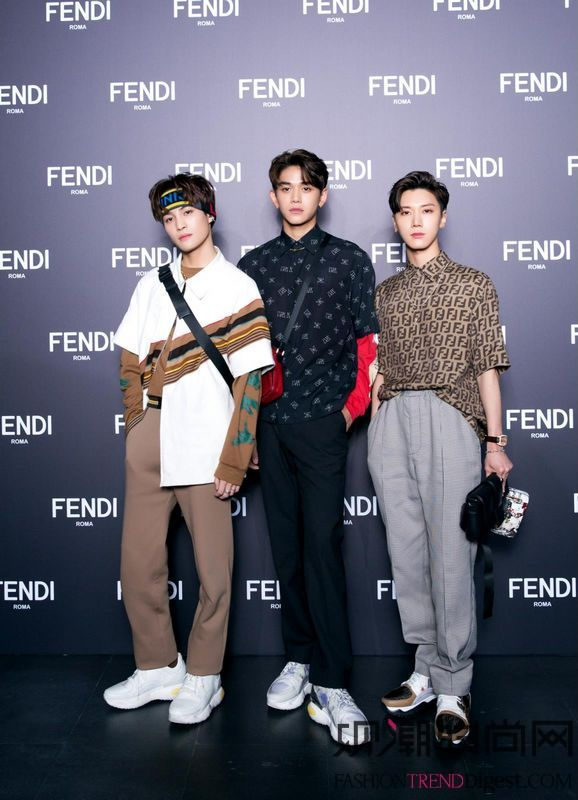 FENDI 2019-20秋...