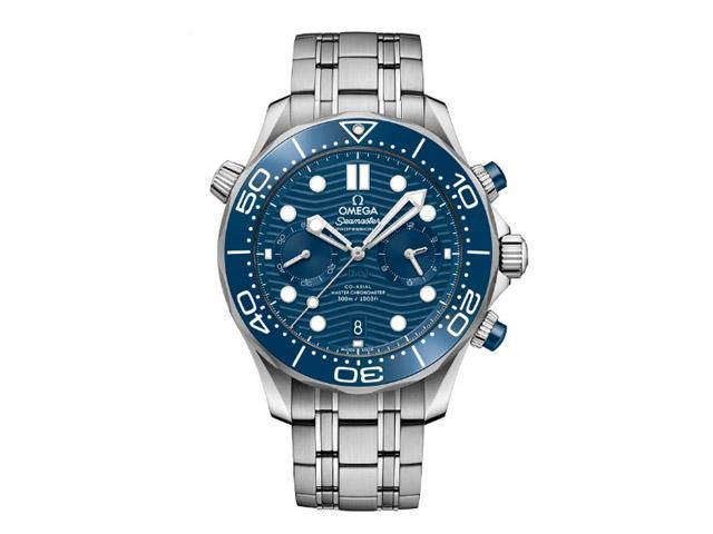 三款不同级别海蓝色潜水腕表推荐