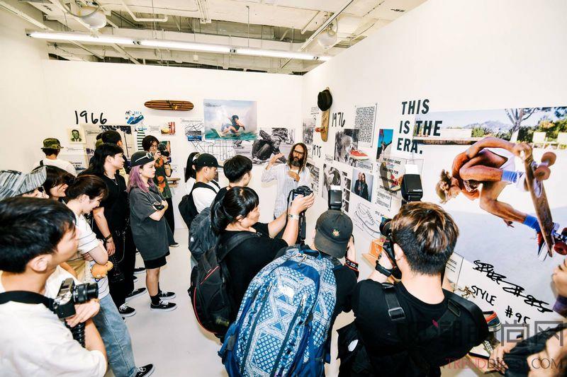 全球首站Vans文化体验展览...