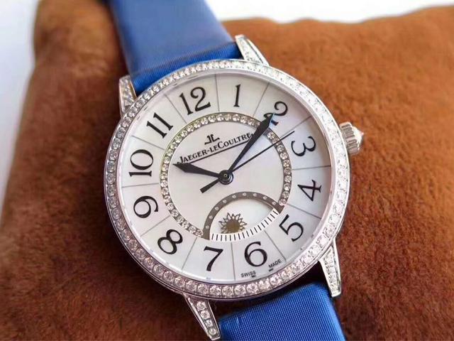 把时间放在手腕上,欣赏几款经典手表