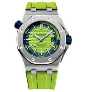 当然是原谅她啊 你需要一块绿色腕表