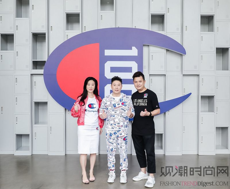 Champion于上海800...