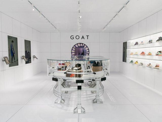 全球正品球鞋交易平台GOAT正式进驻中国