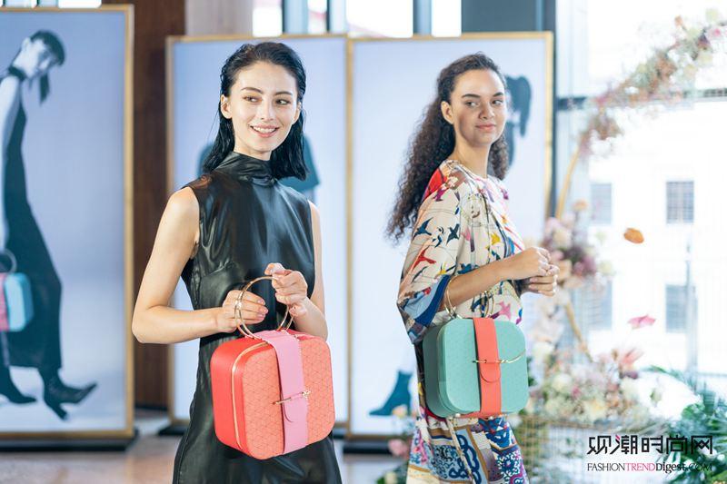 """时尚与传统文化交融的""""月不一..."""