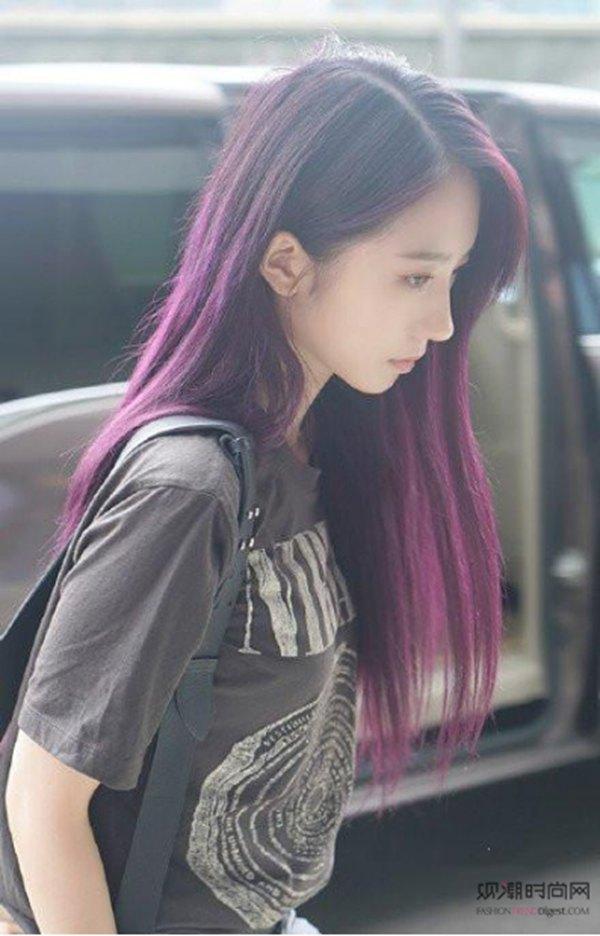 八月流行关键词:薰衣草紫 你...