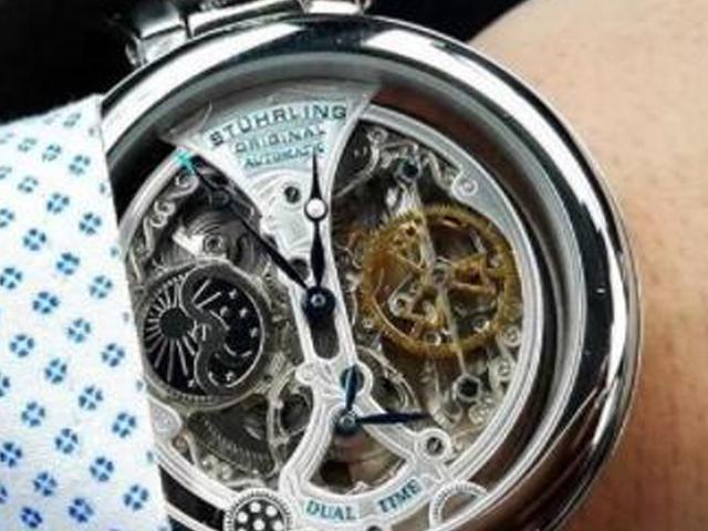 这样戴手表的男士,在女士眼里最掉价!