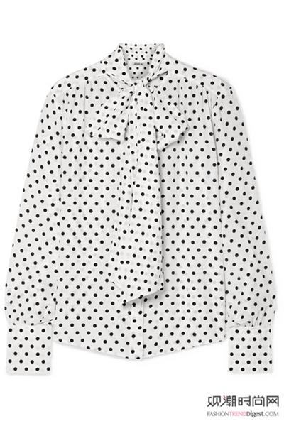 速看!今年秋冬最流行的衬衫