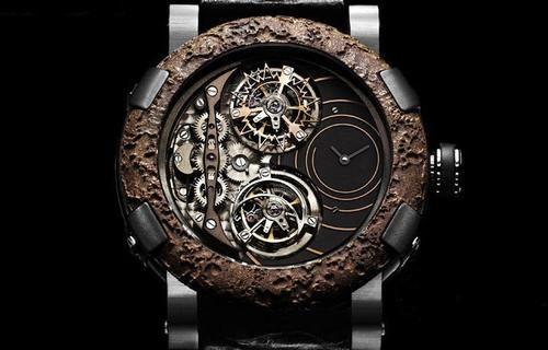 奢华无限,十大奢侈品牌腕表