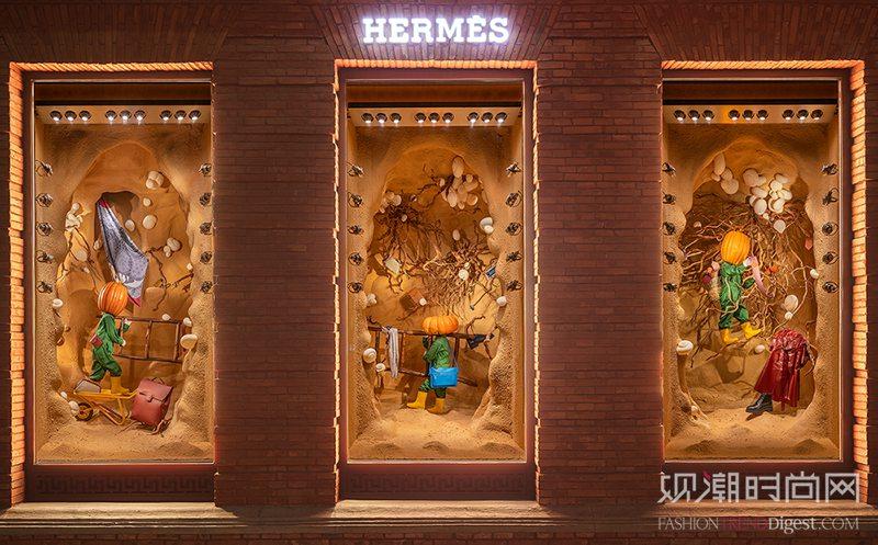 Hermes梦幻花园 JEA...