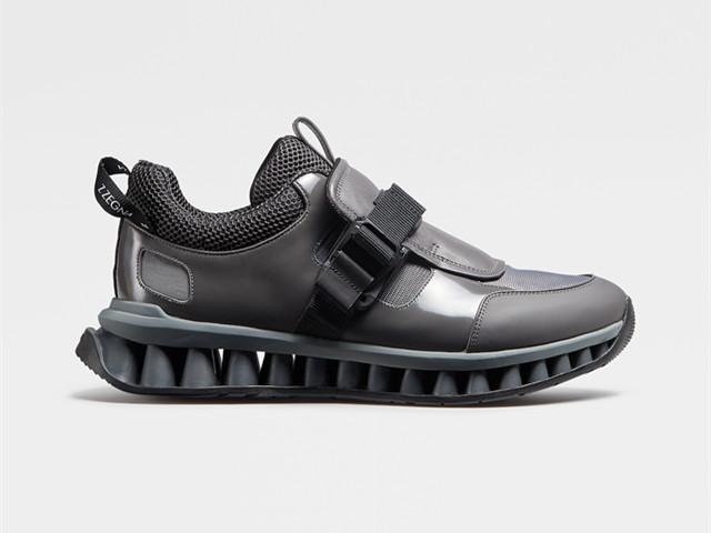 """""""迷""""于型格,步履如风 Z ZEGNA 2019冬季系列推出全新A-MAZE球鞋"""